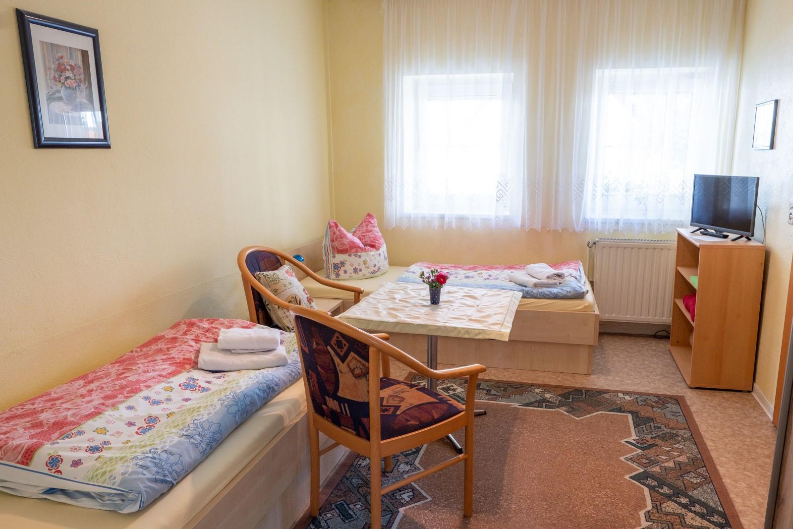 Hof Türke - Gästezimmer - 2-Bett-Zimmer