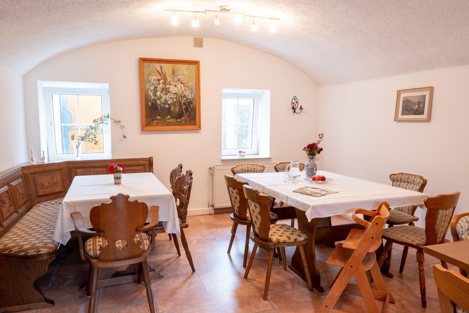 Hof Türke Moritzburg - Aufenthaltsraum