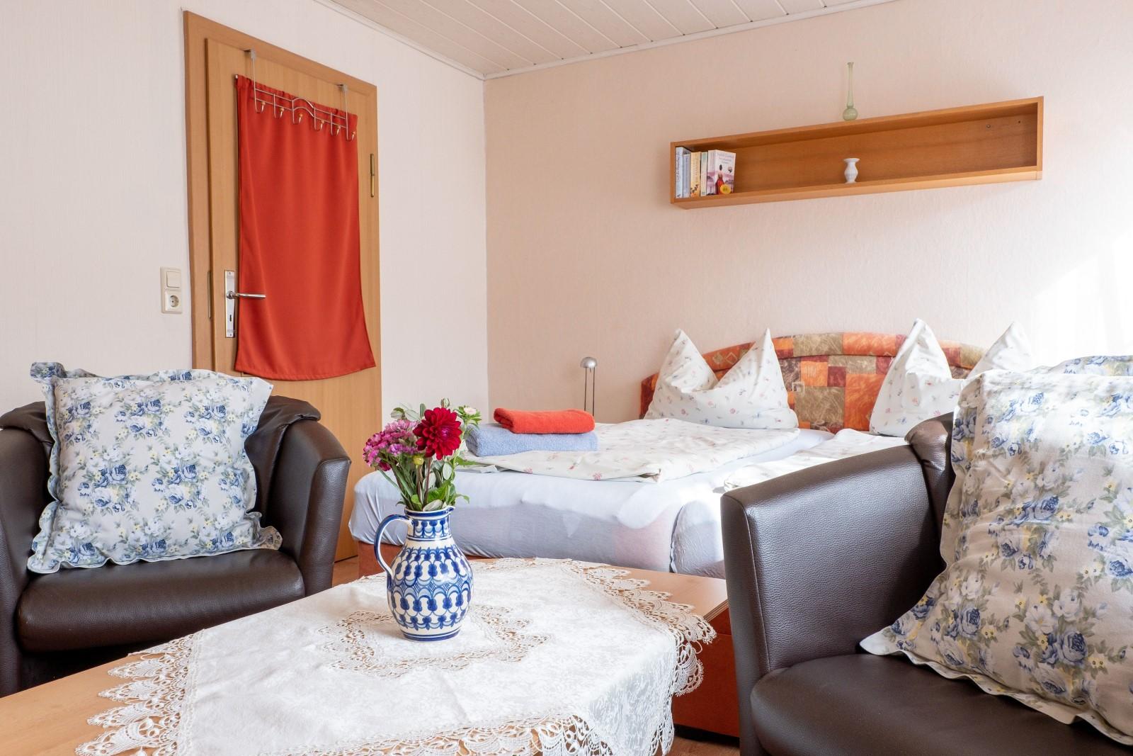 Hof Türke - Gästezimmer - Doppelzimmer 1