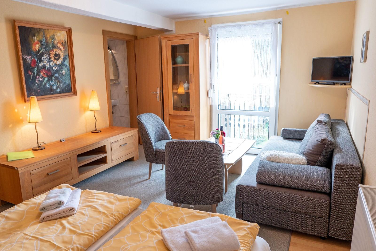 Hof Türke - Gästezimmer - Doppelzimmer 2