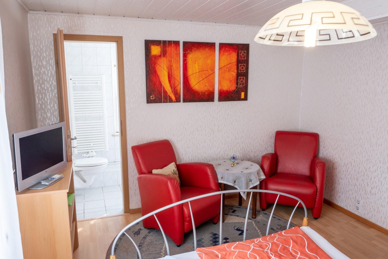 Hof Türke - Gästezimmer - Einzelzimmer