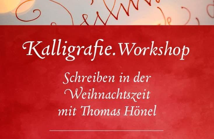 Kalligrafie.Workshop